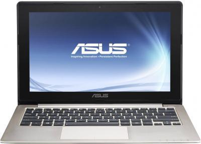 Ноутбук Asus VivoBook X202E-CT025H - фронтальный вид