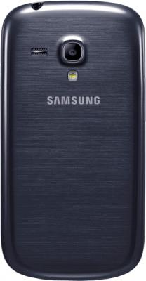 Смартфон Samsung i8190 Galaxy S III mini (Blue, 8Gb, GT-I8190 MBASER) - задняя крышка