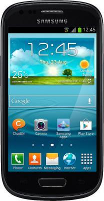 Смартфон Samsung i8190 Galaxy S III mini (8Gb) Black (GT-I8190 OKASER) - общий вид