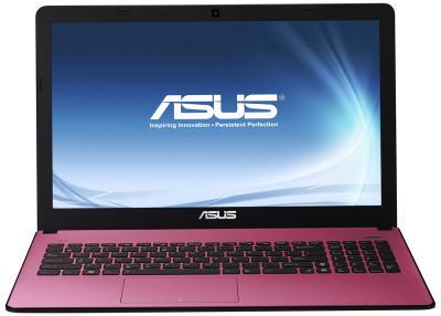 Ноутбук Asus X501A-XX275D - фронтальный вид