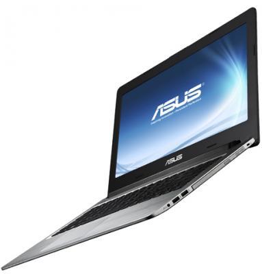 Ноутбук Asus N46VZ-V3012H - общий вид