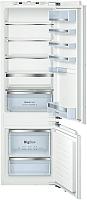 Холодильник с морозильником Bosch KIS87AF30R -