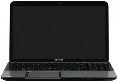 Ноутбук Toshiba Satellite L870-D5S (PSKFNR-002003RU) - фронтальный вид