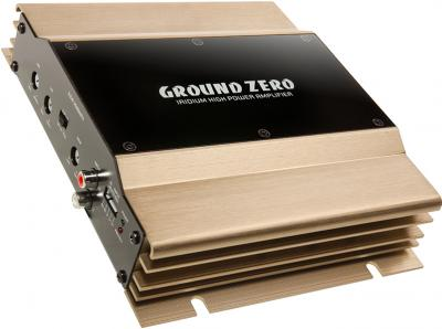 Автомобильный усилитель Ground Zero Iridium GZIA 2080HPX - общий вид