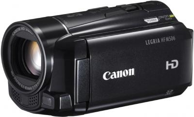 Видеокамера Canon Legria HF M506 - общий вид
