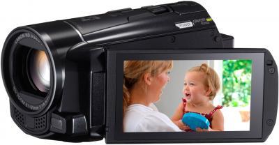 Видеокамера Canon Legria HF M506 - дисплей
