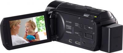Видеокамера Canon Legria HF M506 - управление