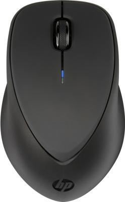 Мышь HP X4000b Bluetooth Mouse (H3T50AA) - вид сверху