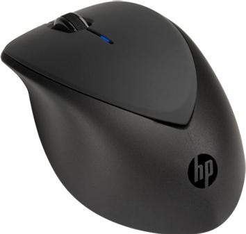 Мышь HP X4000b Bluetooth Mouse (H3T50AA) - вид сбоку