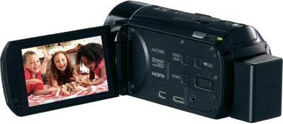 Видеокамера Canon Legria HF M56 - управление