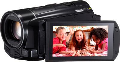 Видеокамера Canon Legria HF M56 - общий вид