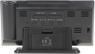 Метеостанция цифровая Ea2 OP305 - вид сзади