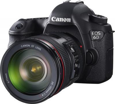 Зеркальный фотоаппарат Canon EOS 6D Kit 24-105mm IS - общий вид
