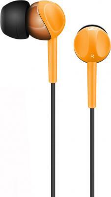 Наушники Sennheiser CX 215 (оранжевый) - общий вид