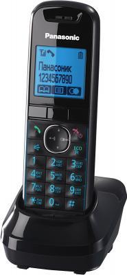 Беспроводной телефон Panasonic KX-TGA551 Black (KX-TGA551RUB) - общий вид