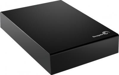 Внешний жесткий диск Seagate Expansion Desktop 2TB (STBV2000200) - вид сверху