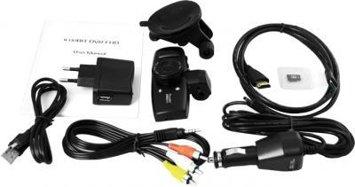 Автомобильный видеорегистратор IconBIT DVR FHD GPS - комплектация