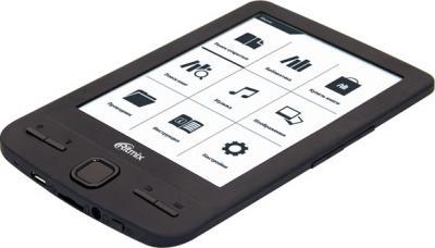 Электронная книга Ritmix RBK-200 (microSD 4Gb) - общий вид