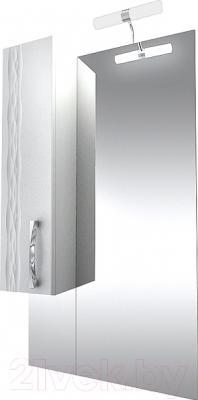 Шкаф с зеркалом для ванной Triton Кристи 60 (003.42.0600.111.01.01 L)