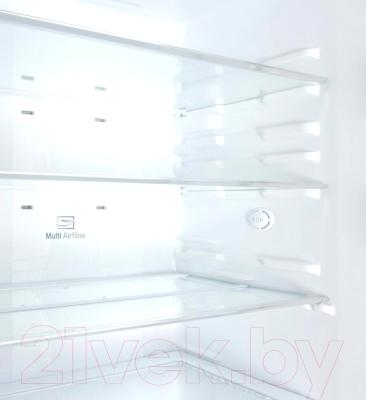 Холодильник с морозильником LG GA-B489SBQZ