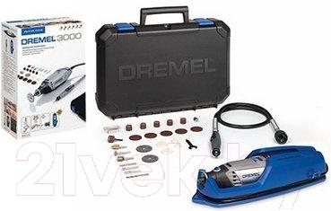 Профессиональный гравер Dremel 3000 JT (F.013.300.0JT)