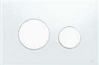 Кнопка для инсталляции TECE Loop 9240650 (белый) -