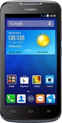 Смартфон Huawei Ascend Y520 (черный)