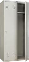 Шкаф металлический Практик LS(LE)-21-80 -