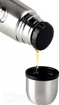 Термос для напитков Арктика 101-350 - крышка-чашка