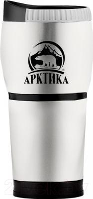 Термокружка Арктика 807-400 (сталь)