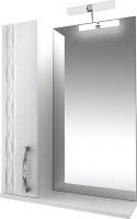 Шкаф с зеркалом для ванной Triton Кристи 60 (003.42.0600.101.01.01 L) -