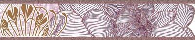 Бордюр Сокол Вальс цветов 680 (70x330)