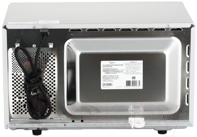 Микроволновая печь Midea AG820AXG - вид сзади