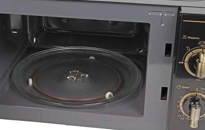Микроволновая печь Midea MG820CJ7-B1 - тарелка