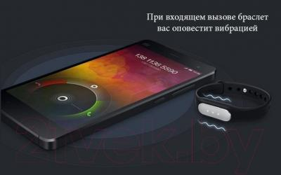Фитнес-трекер Xiaomi Mi Band 1S Pulse XMSH02HM