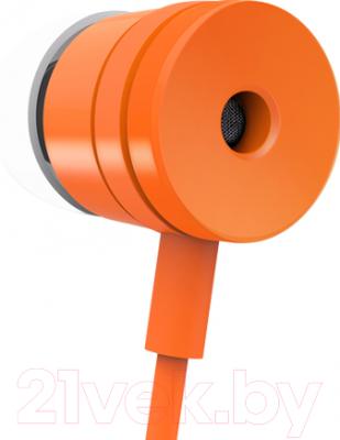 Наушники-гарнитура Xiaomi Basic RM 25 (оранжевый)