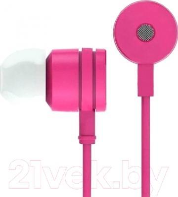 Наушники-гарнитура Xiaomi Basic RM 25 (розовый)