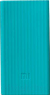 Чехол для портативного зарядного устройства Xiaomi 64781 (голубой)