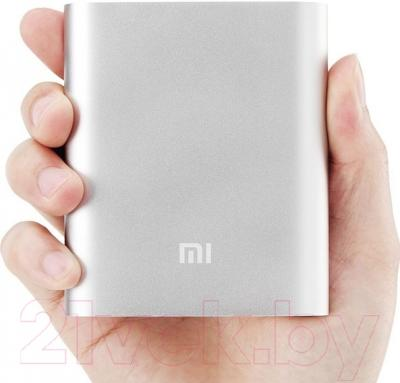 Портативное зарядное устройство Xiaomi Mi Power Bank 10000 (NDY-02-AN)