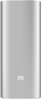 Портативное зарядное устройство Xiaomi Mi Power Bank 16000 (NDY-02-AL) -