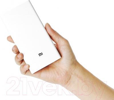 Портативное зарядное устройство Xiaomi Mi Power Bank 20000 (YDDYP01)