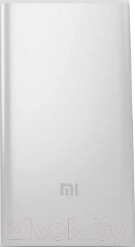 Портативное зарядное устройство Xiaomi Mi Power Bank 5000 (NDY-02-AM)