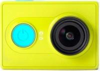 Экшн-камера Xiaomi YI Selfie Set + Bluetooth (зеленый) -