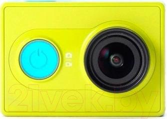 Экшн-камера Xiaomi YI (зеленый)