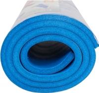 Коврик для йоги NoBrand MBR-1.5 (голубой) -