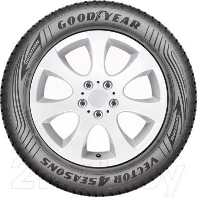 Всесезонная шина Goodyear Vector 4Seasons Gen-2 195/65R15 91H