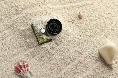 Водонепроницаемый корпус для экшн-камеры Xiaomi 88105 (зеленый)