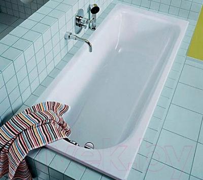 Ванна чугунная Roca Continental 150x70 (с ножками)