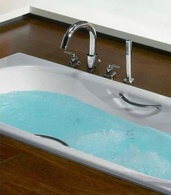 Ванна чугунная Roca Malibu 170x75 (с ножками)