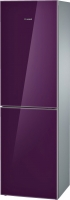 Холодильник с морозильником Bosch KGN39LA10R -